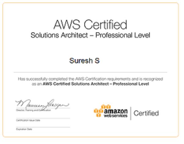 Professional Certificate